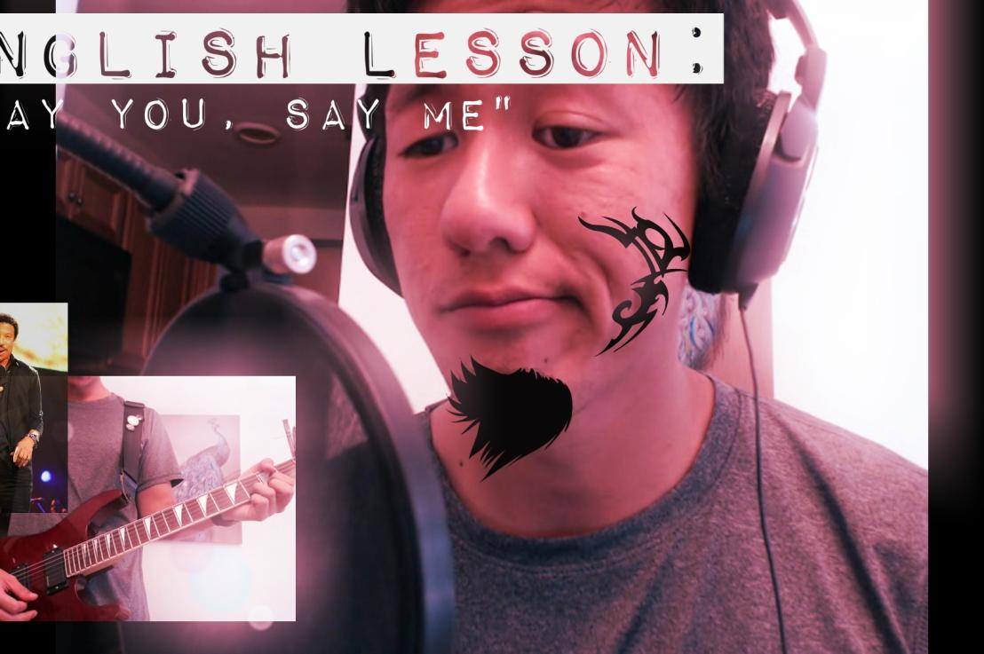 """English Lesson: """"Say You, SayMe"""""""