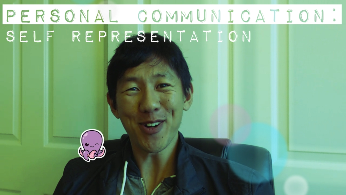 Personal Communication: Self Representation