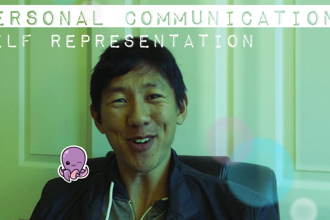 Personal Communication: SelfRepresentation