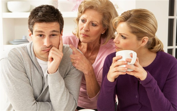How to Handle Nagging Part One: Extended Family and Social Events